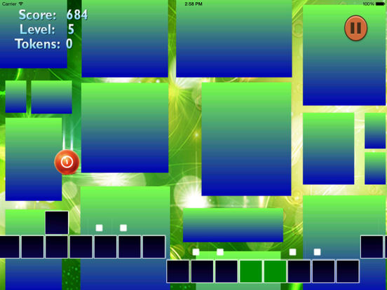 Neon Jump Geometry - Temple Of Ball And Block screenshot 10