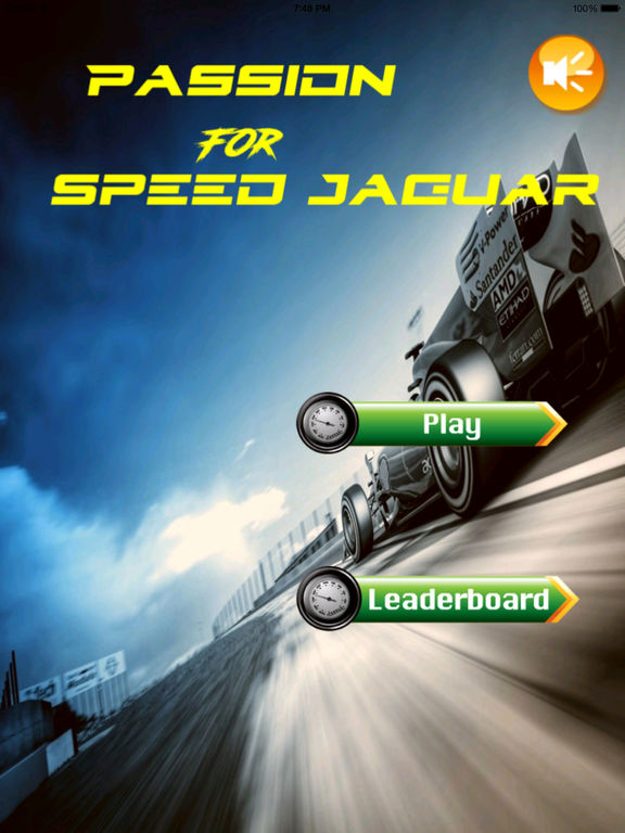A Passion For Speed Jaguar - Spectacular Track screenshot 6