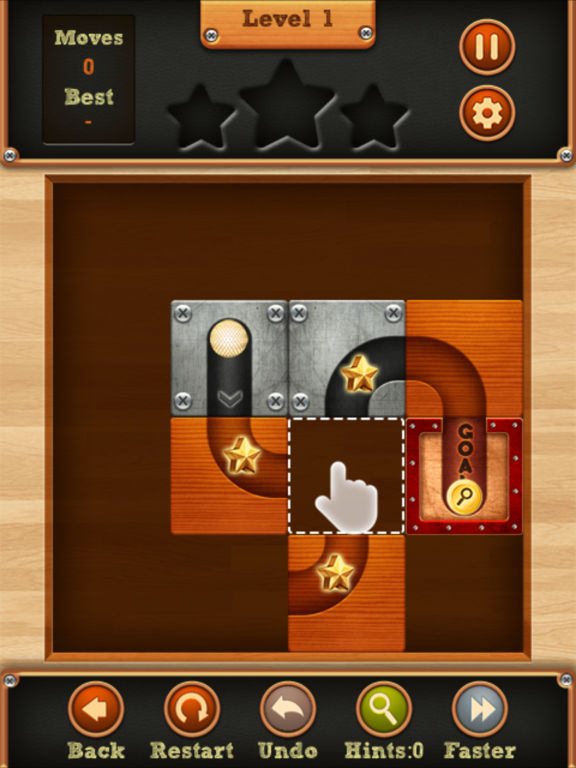 Puzzle Ball ® screenshot 7