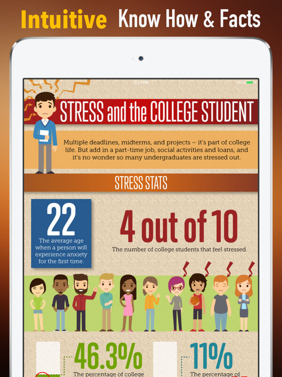 How to Handle Stress in College:Campus Guide screenshot 6