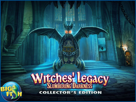 Witches' Legacy: Slumbering Darkness HD - A Hidden Object Mystery screenshot 5