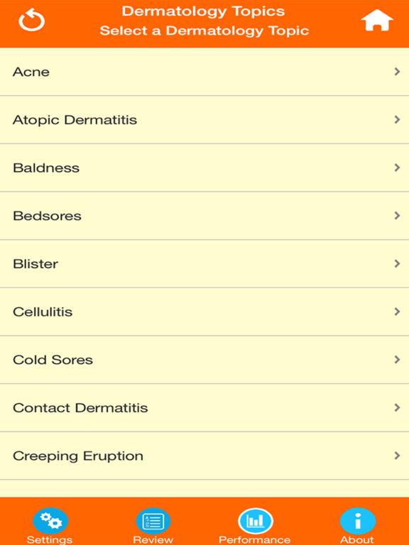 Medical Science : Dermatology screenshot 7