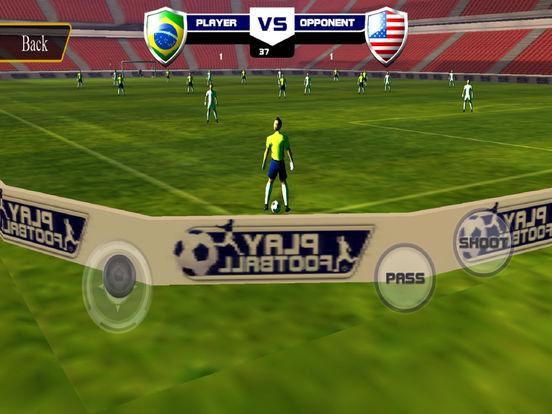 Hero Football Soccer  : World Champion Ship 3D screenshot 6