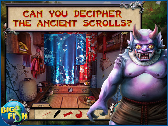 Mythic Wonders: Child of Prophecy HD - Hidden screenshot 2