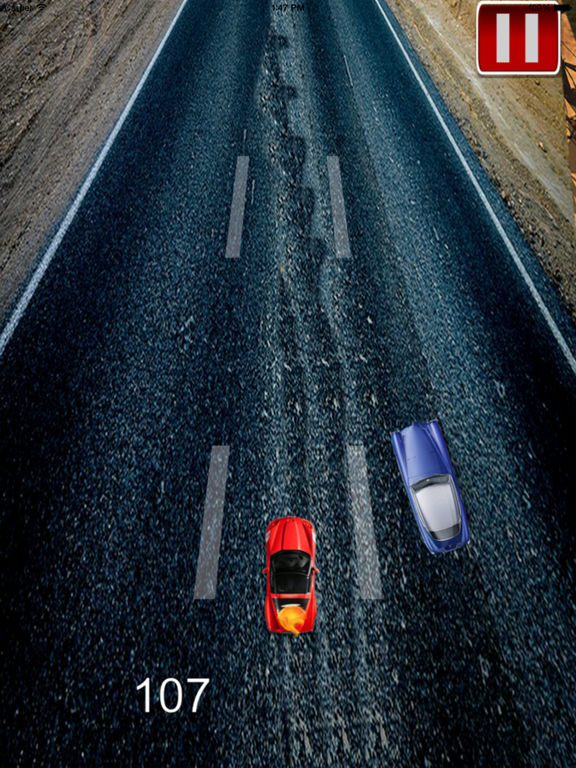 Car Driving Angry And Fast - Car Racing Game screenshot 7