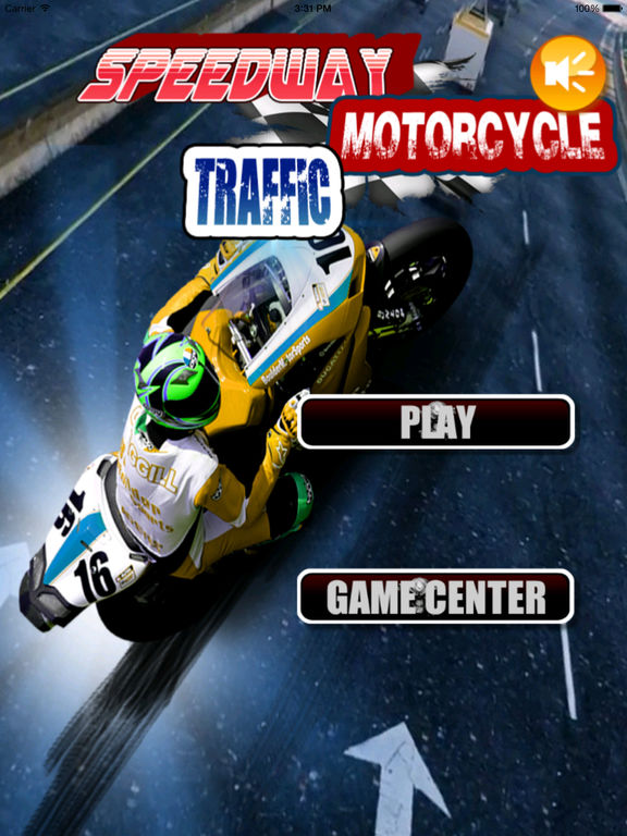 Speedway Motorcycle Traffic - Incredible Motorcycle Racing Game screenshot 6