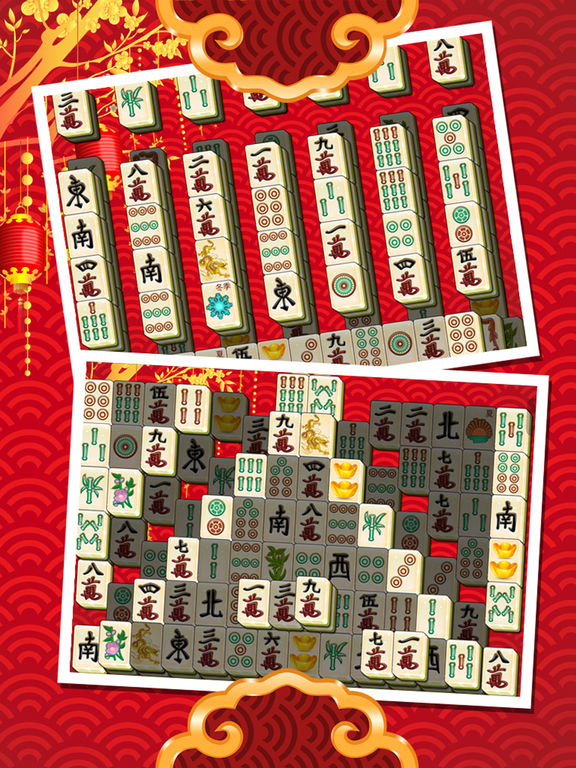 Mahjong Deluxe Free - Majong Tower Treasure Quest screenshot 9