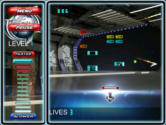 An Impossible Break Puzzle - The Addictive Space Break-out Simulator screenshot 9
