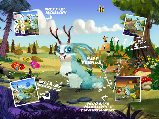 Fantasy Creatures Day Care - No Ads screenshot 9