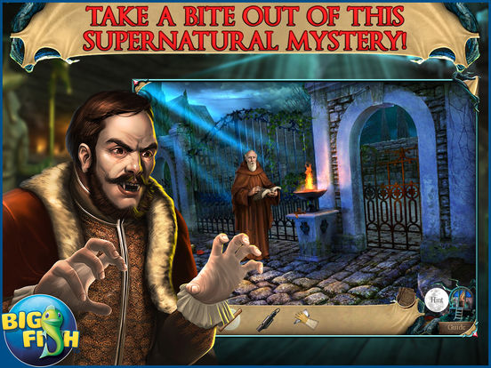 Vampire Legends: Untold Story of Elizabeth (Full) screenshot 1