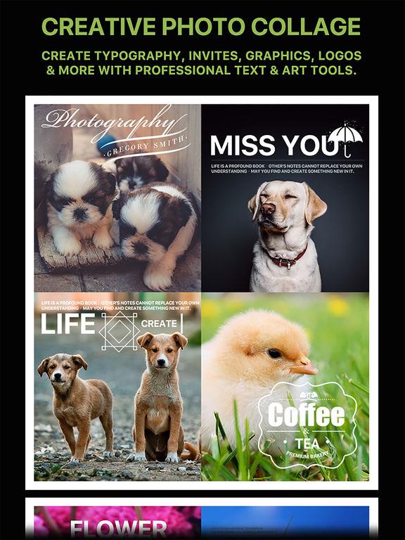 Message Card - Add Stickers, Filters & Text screenshot 6