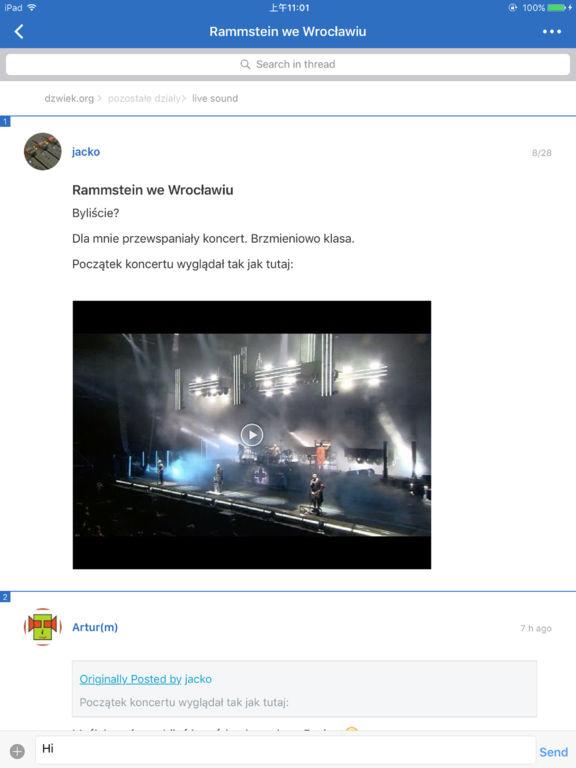 dzwiek.org screenshot 6