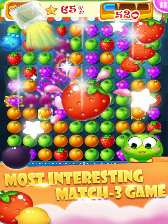 Farm Fruit Pop - Pro Smash Fruit screenshot 5