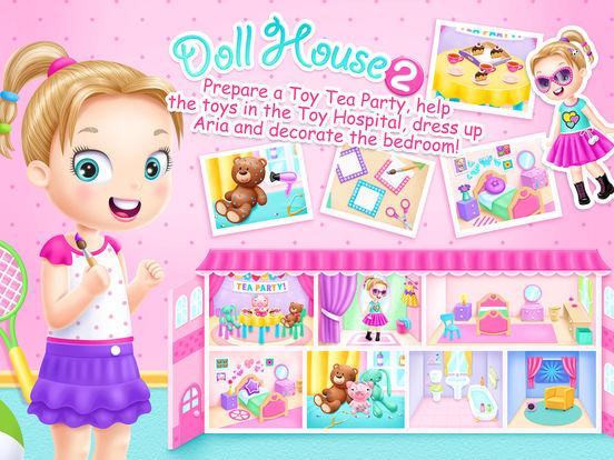 Doll House 2 - No Ads screenshot 6