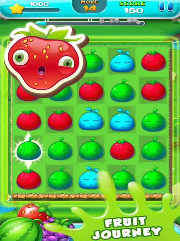 Amazing Fruit Monter - Crush Farm screenshot 6