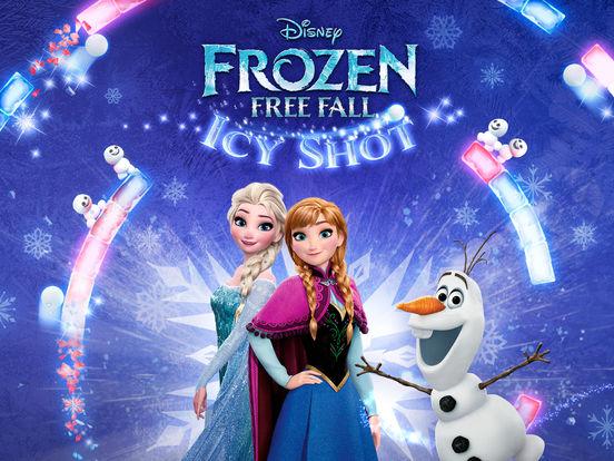 Frozen Free Fall: Icy Shot screenshot 10