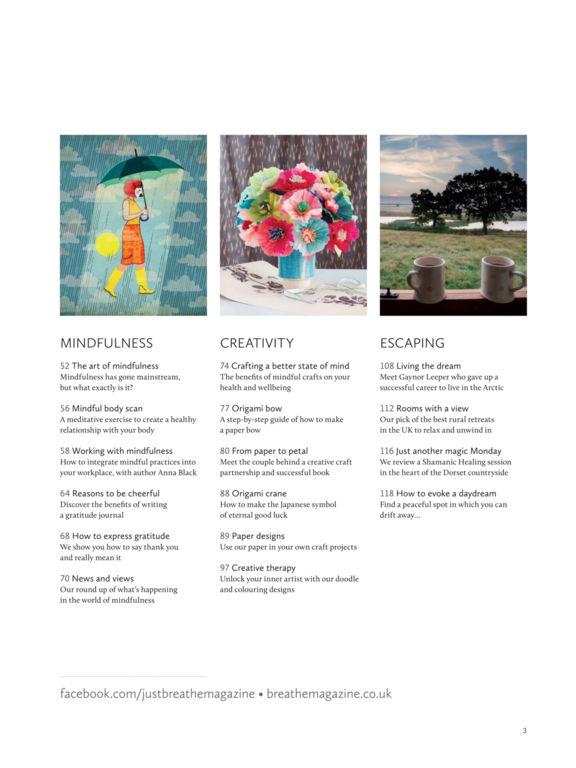 Breathe Magazine. screenshot 8