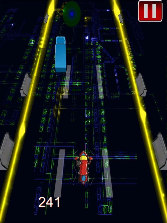 A Moto Hero Of The Night - Extreme Motorcycle Game screenshot 8