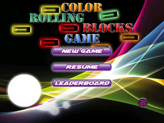 Color Rolling Blocks Game screenshot 6