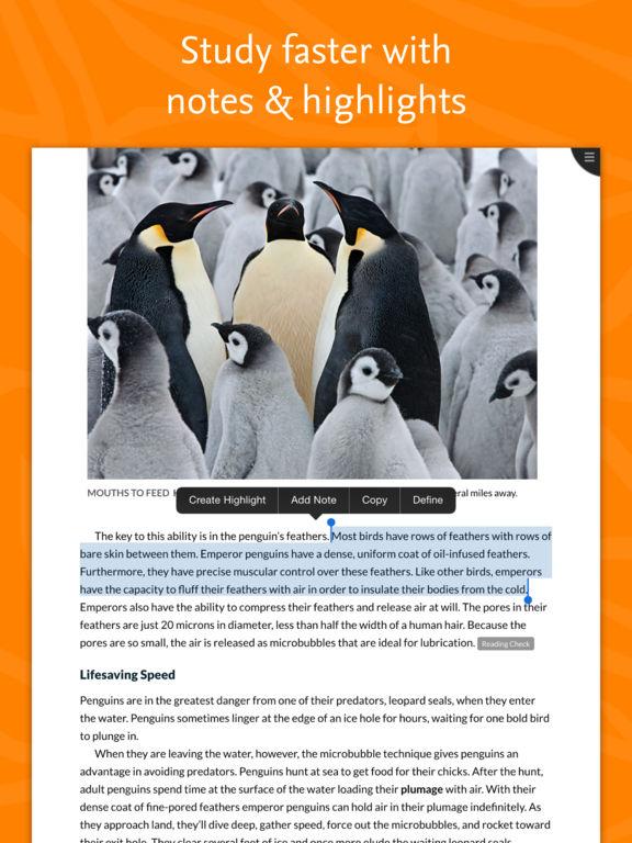 Elsevier eBooks on VitalSource screenshot 7