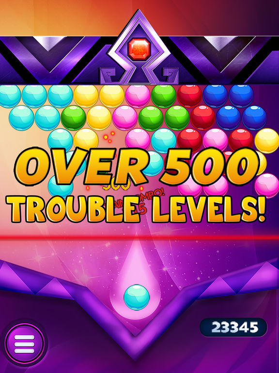 Bubble Shooter Trouble screenshot 6