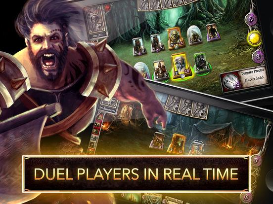 Drakenlords: CCG Card Duels screenshot #2