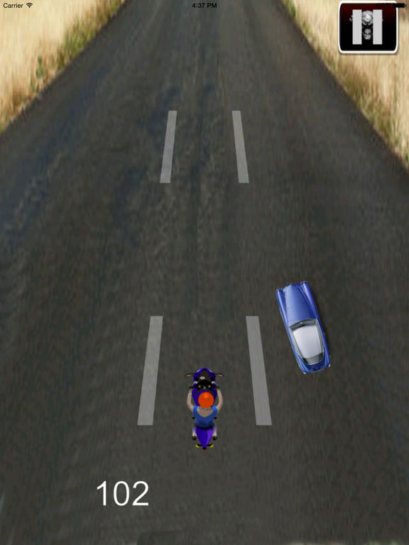 Motorcycle Chase Simulator - Fury In Two Wheels screenshot 8