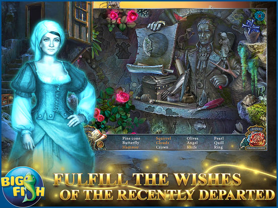 Living Legends: Bound by Wishes - A Hidden Object Mystery (Full) screenshot 7