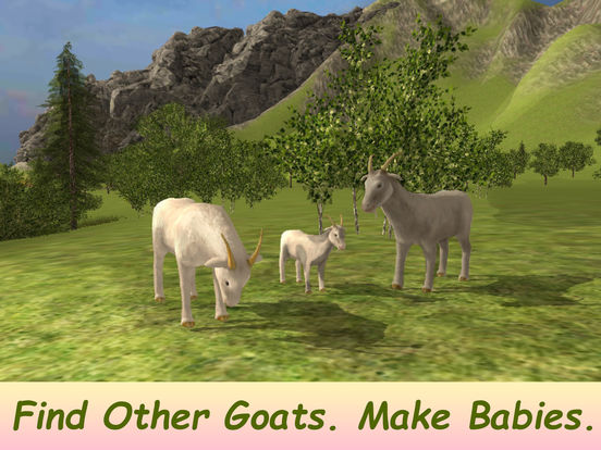 Farm Goat Simulator: Animal Quest 3D Full screenshot 7