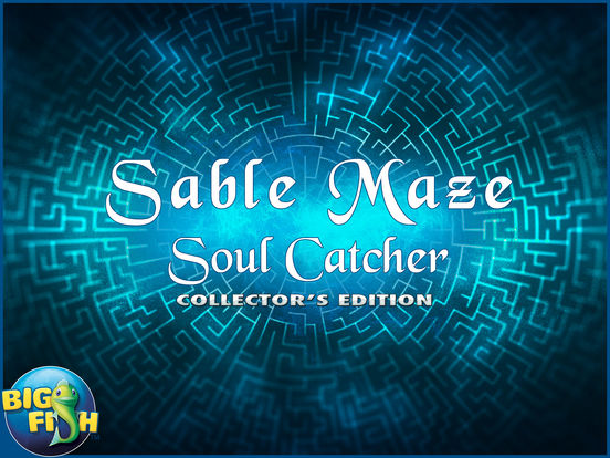 Sable Maze: Soul Catcher HD - A Mystery Hidden Object Game (Full) screenshot 5