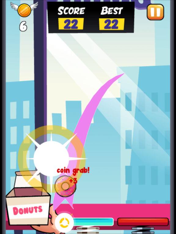 Donut Slam Dunk screenshot 7
