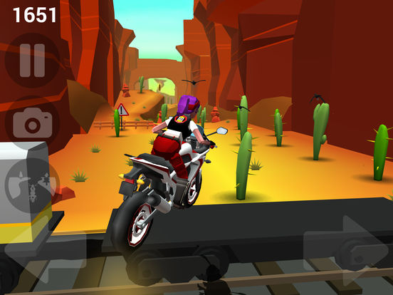 Faily Rider screenshot 8