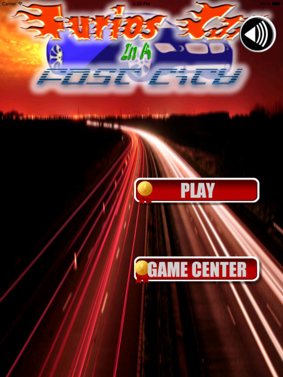 A Furios Car In A Fast City - A Crazy Adventure On Wheels screenshot 6