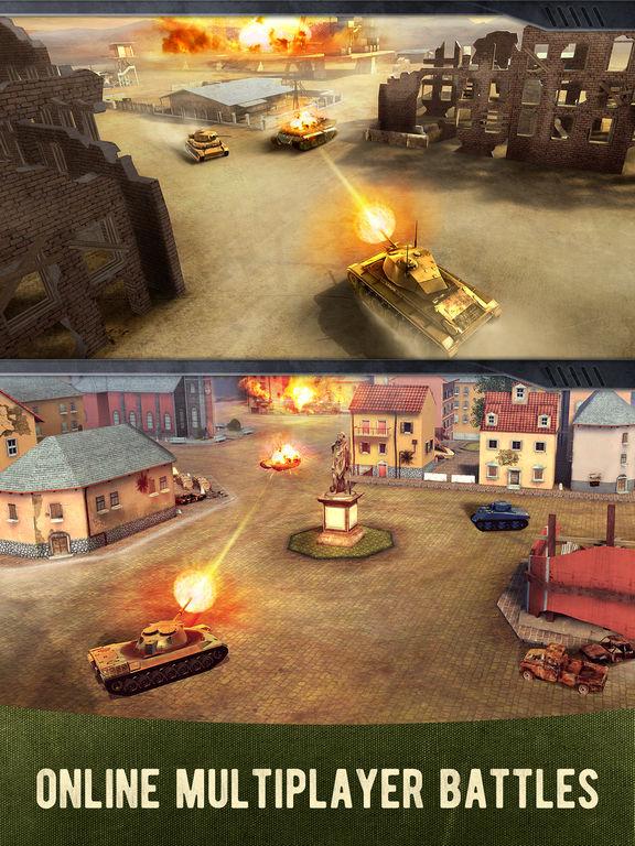 War Machines: Tank Games screenshot 8
