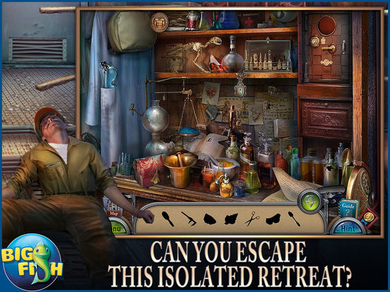 Punished Talents: Stolen Awards HD - A Mystery Hidden Object Game (Full) screenshot 2