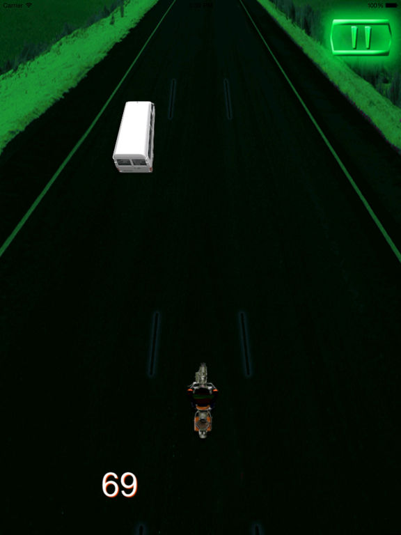 Real Power Traffic Motorbike screenshot 9
