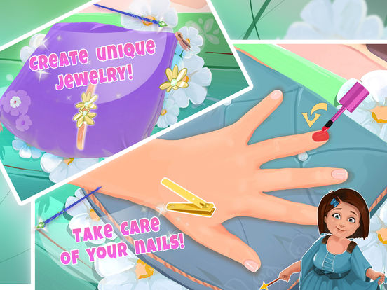 Fairy Tale Makeover - No Ads screenshot 7