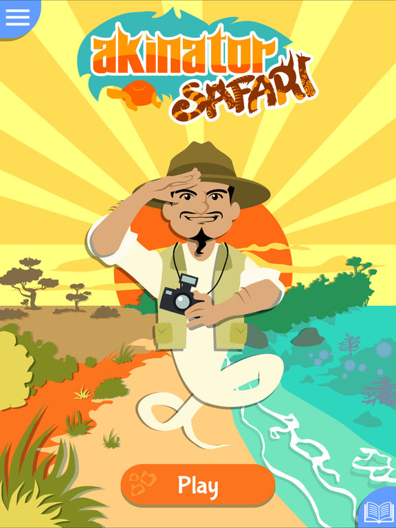 Akinator Safari screenshot 6