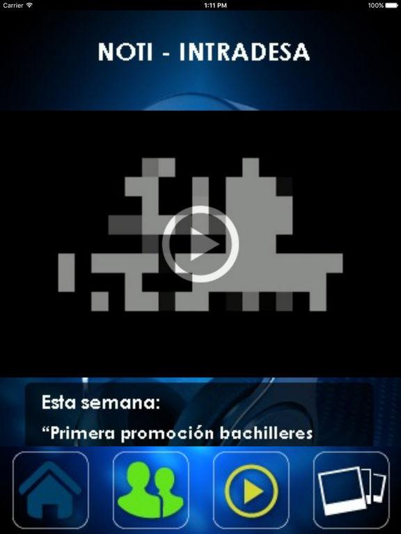 Intradesa-radio screenshot 10