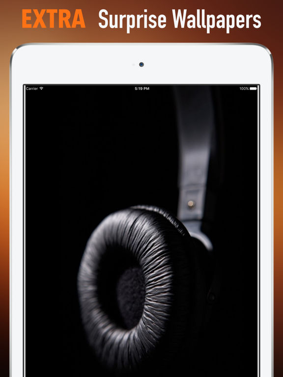 Headphone Wallpapers HD: Quotes Backgrounds screenshot 8