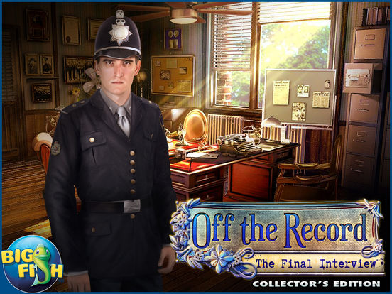 Off the Record: The Final Interview screenshot 10