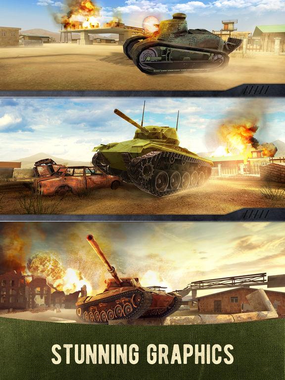 War Machines: Tank Games screenshot 9