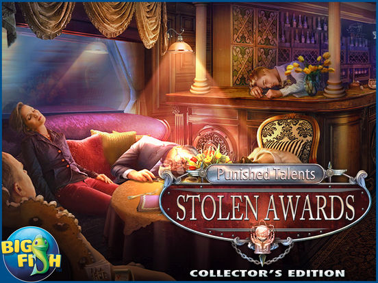 Punished Talents: Stolen Awards HD - A Mystery Hidden Object Game screenshot 5