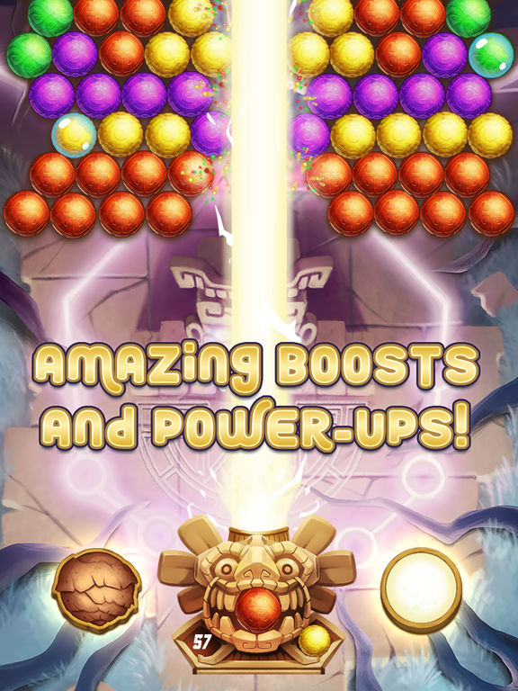 Bubble Shooter Totem screenshot 7