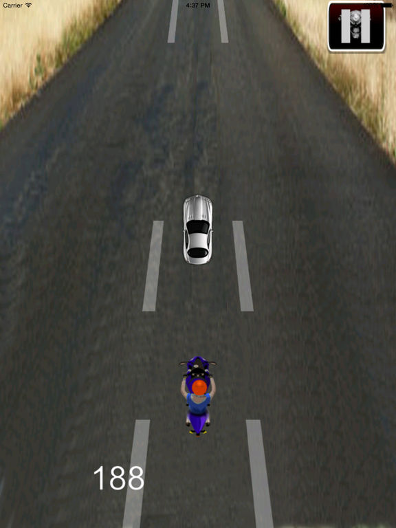 Motorcycle Chase Simulator - Fury In Two Wheels screenshot 9