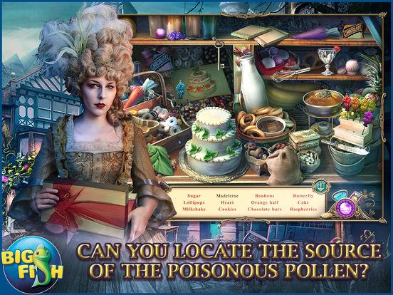 European Mystery: Flowers of Death HD (Full) screenshot 2