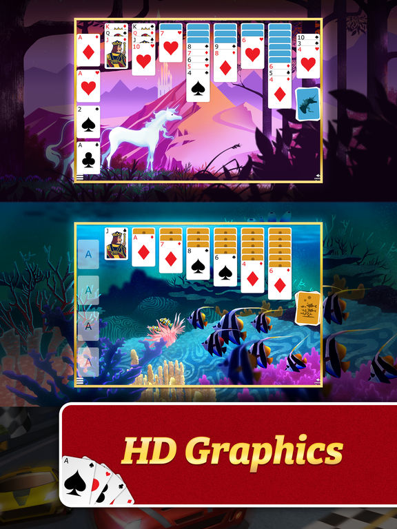 Solitaire with Themes screenshot 7