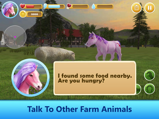 Farm Pony Simulator: Animal Quest 3D Full screenshot 8
