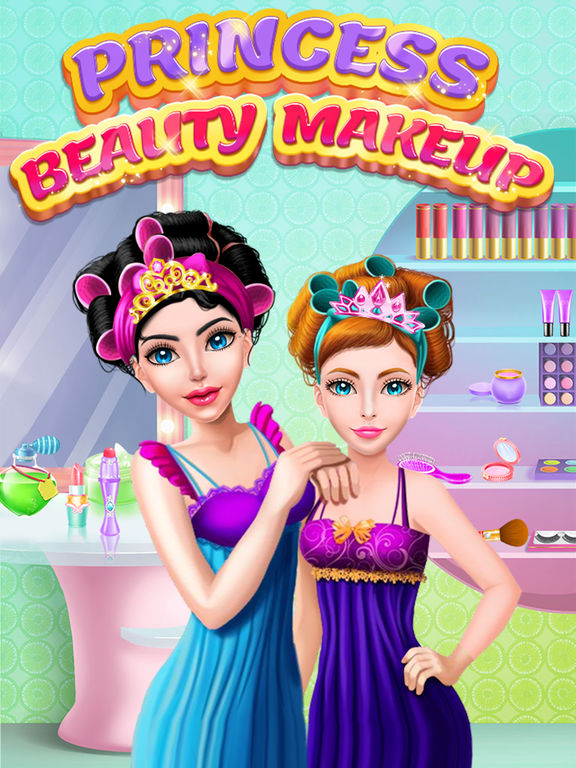 Princess Beauty Makeup screenshot 10