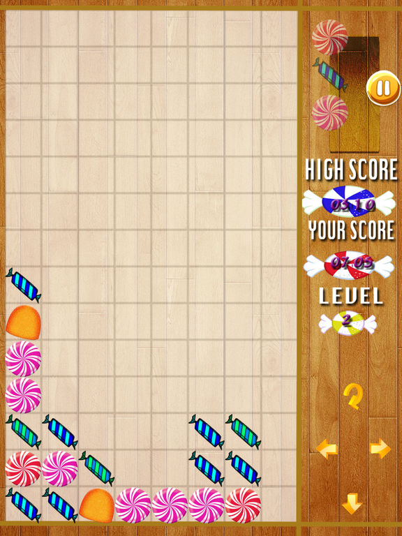 A Waterfall Blitz Candy - An Addictive Sweet Flavors screenshot 8